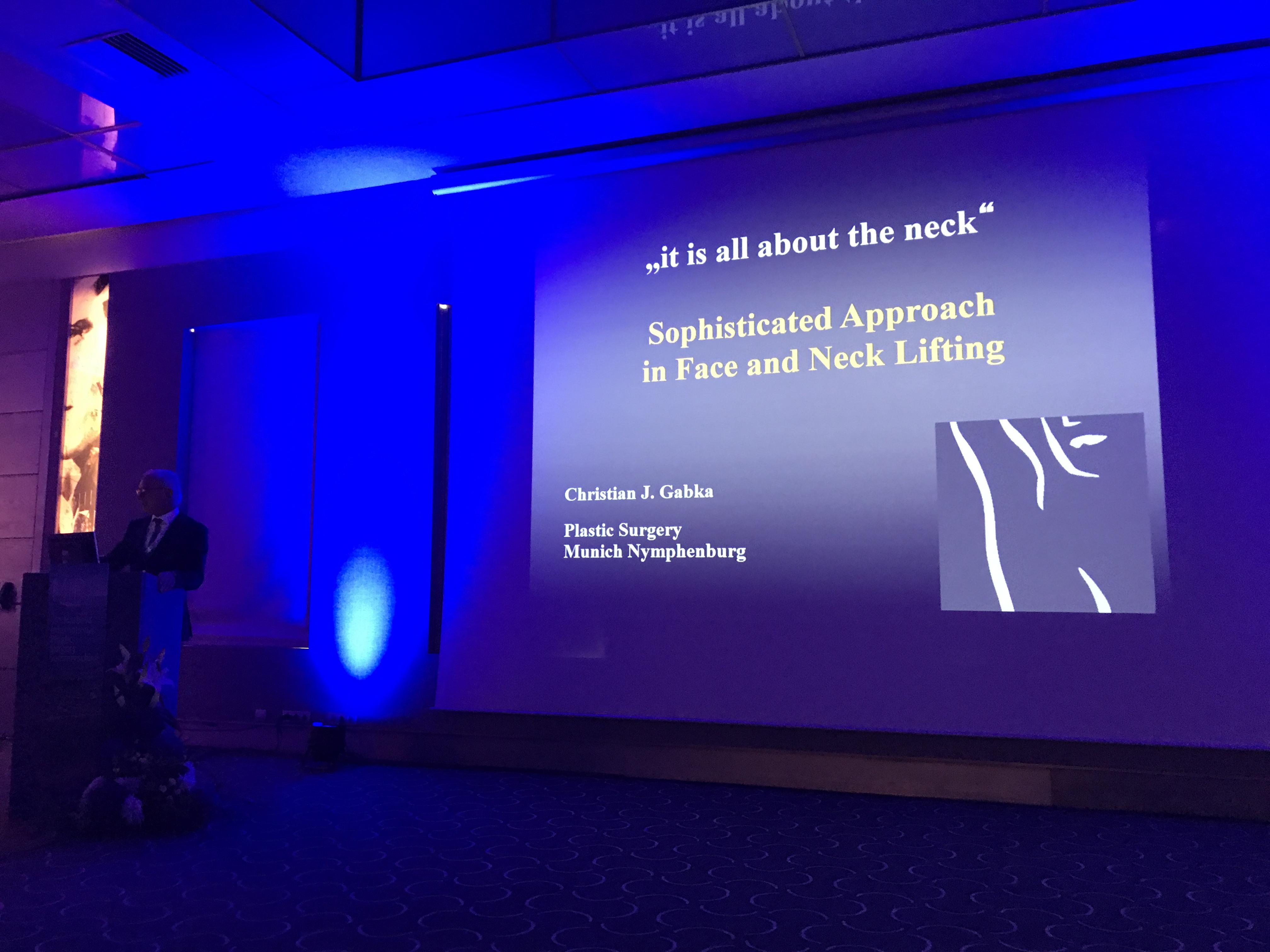 Presentación 2nd MIPSS - Clínica Cirugía Estética Madrid