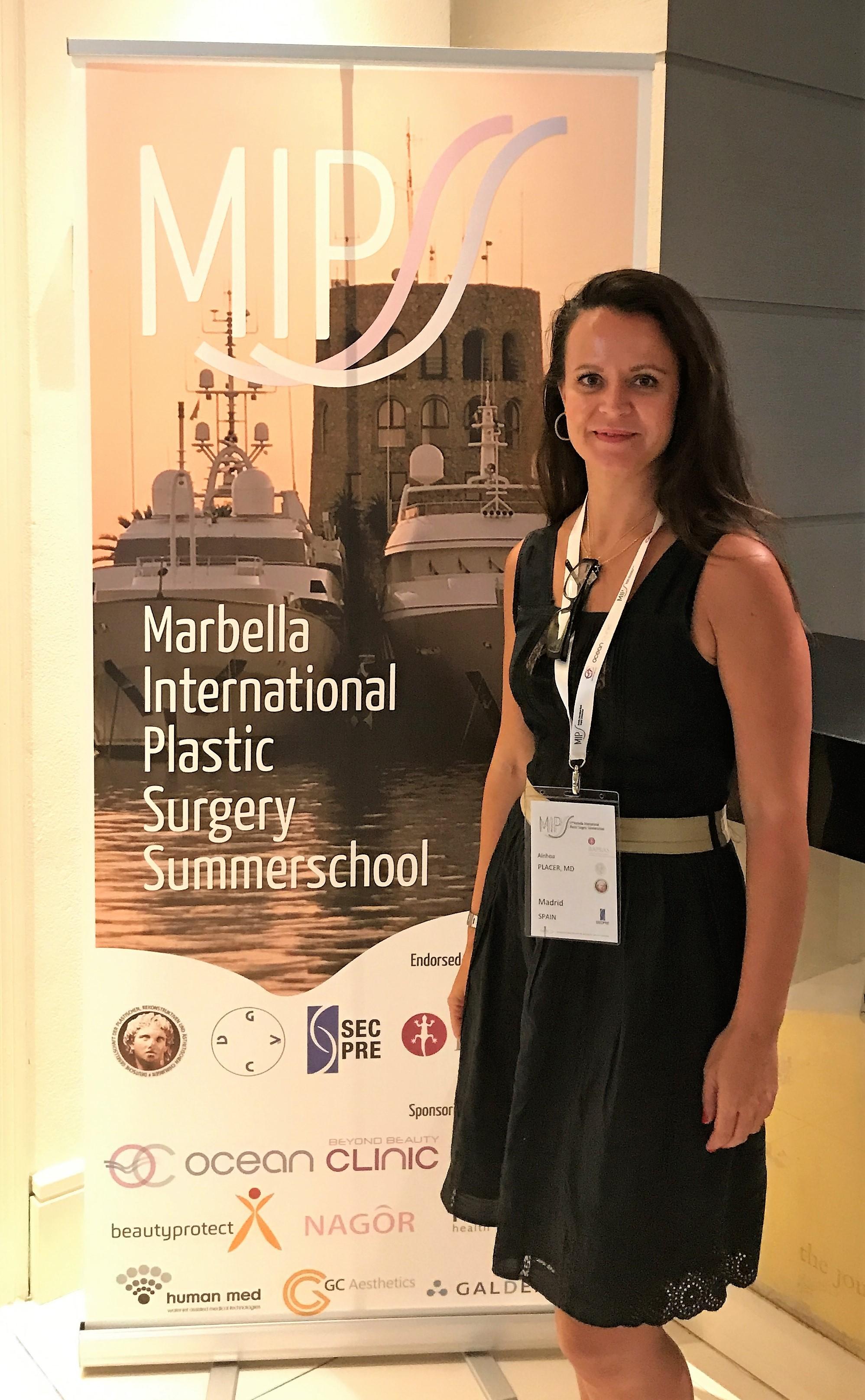 Dra. Ainhoa Placer 2nd MIPSS - Clínica Cirugía Estética Madrid