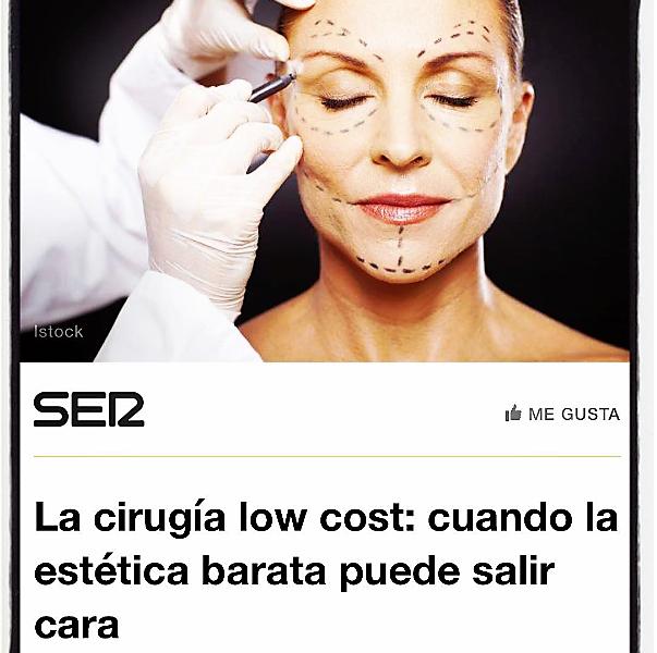 low cost clínica de cirugía estética en Madrid